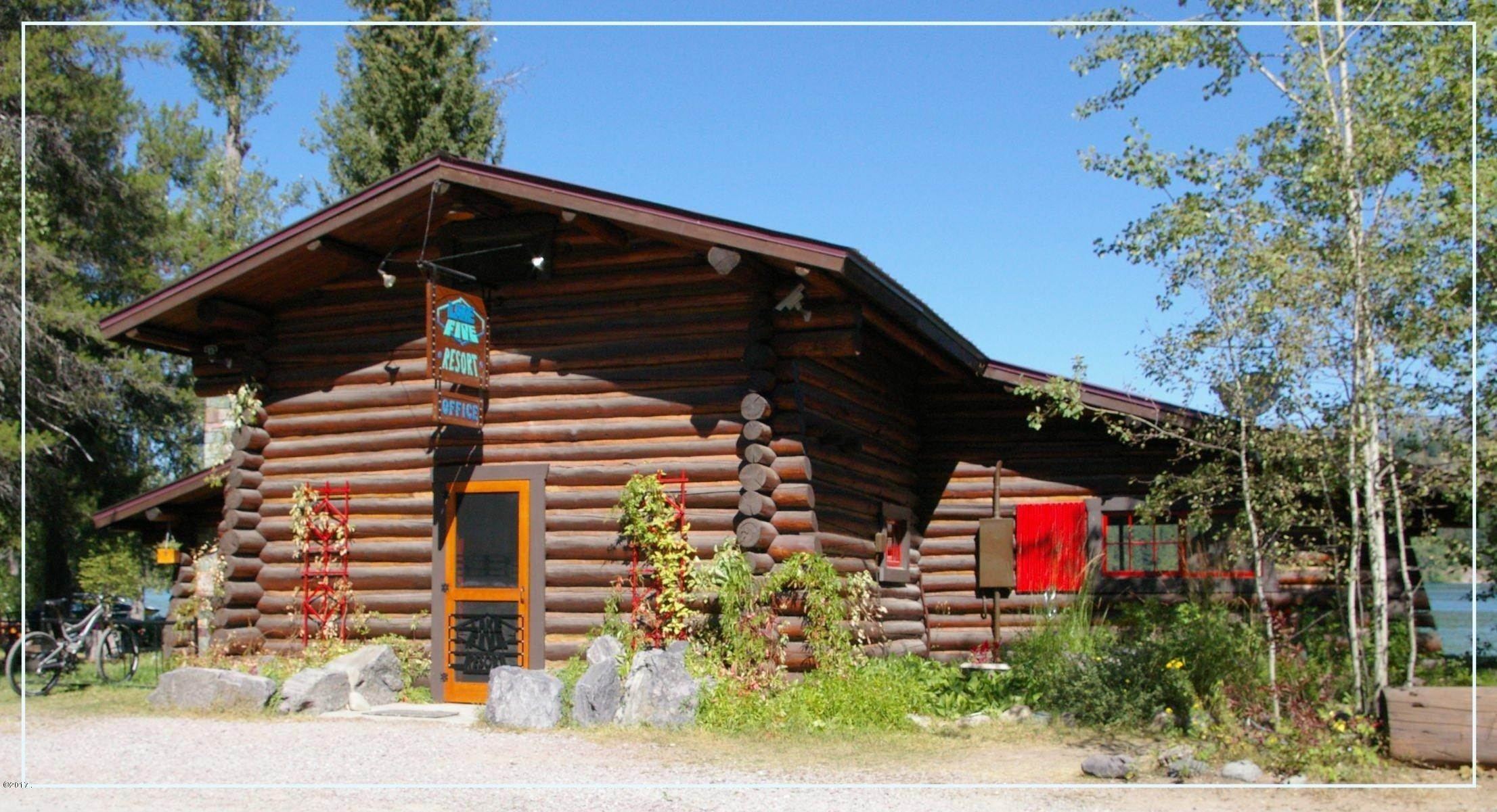 7. Commercial for Sale at 540 Belton Stage Road West Glacier, Montana 59936 United States
