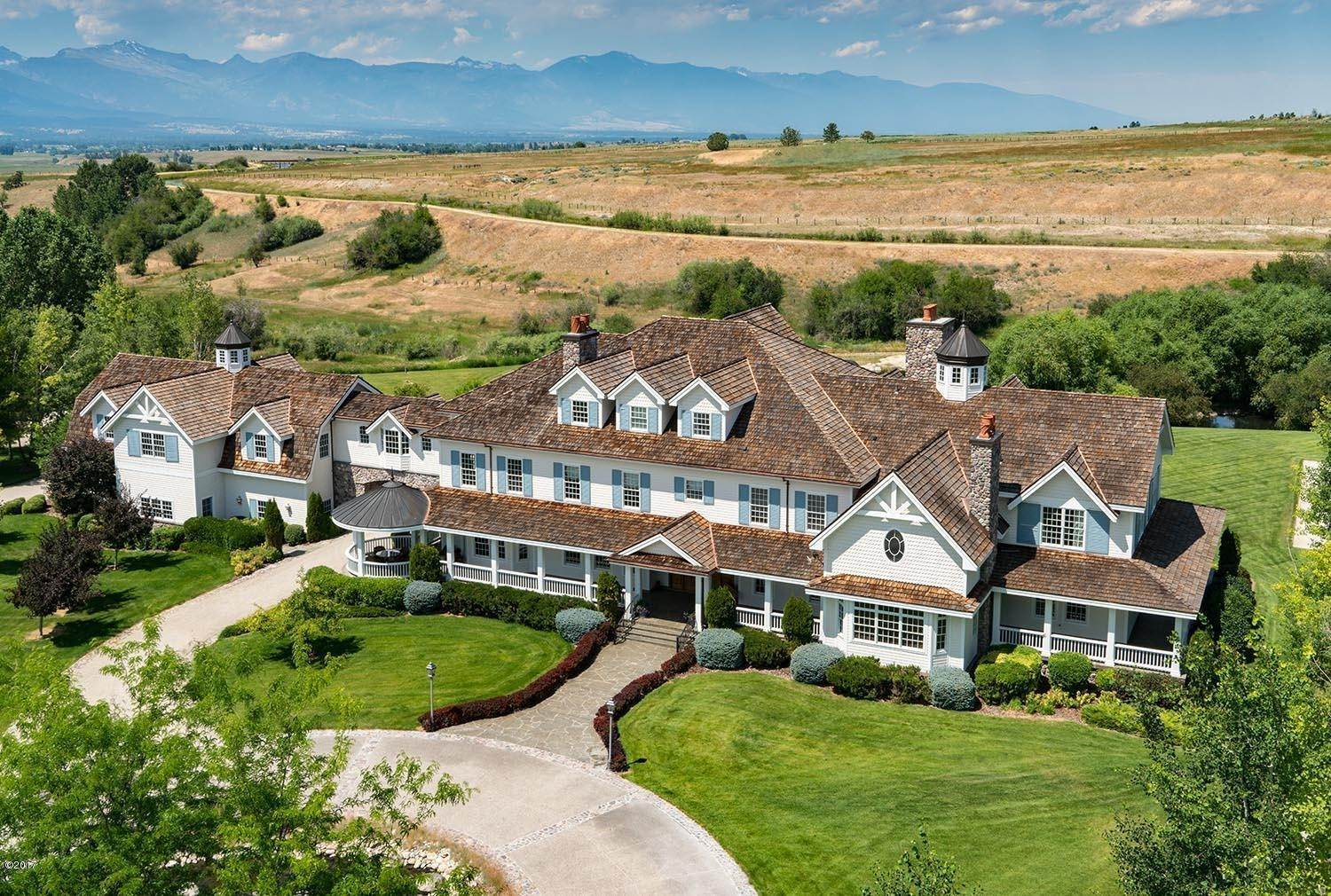 5. Single Family Homes for Sale at 598 Hampton Trail Hamilton, Montana 59840 United States