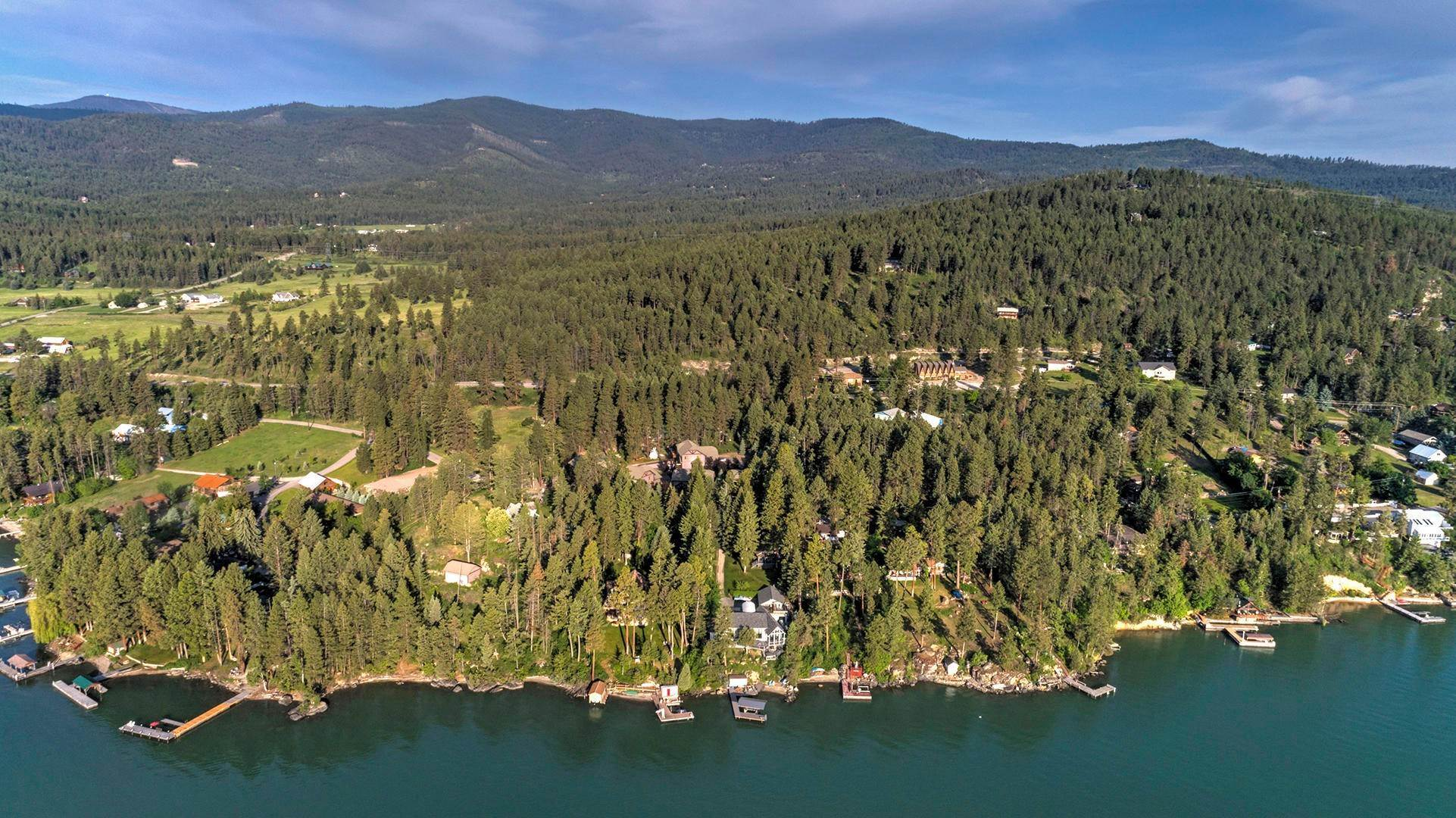 Commercial for Sale at 391&396 North Juniper Bay Road Somers, Montana 59932 United States