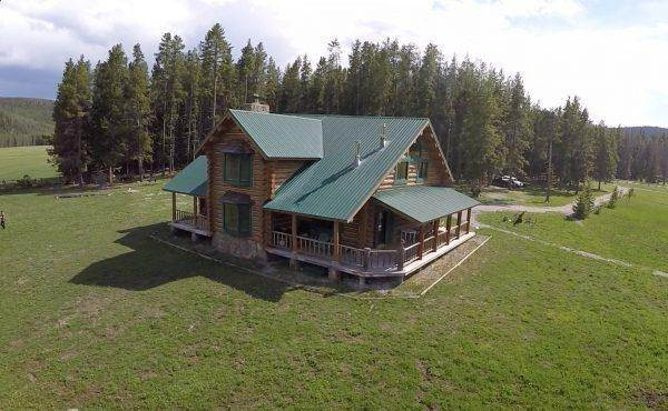 Single Family Homes for Sale at 1 Lacy Creek Wise River, Montana 59762 United States