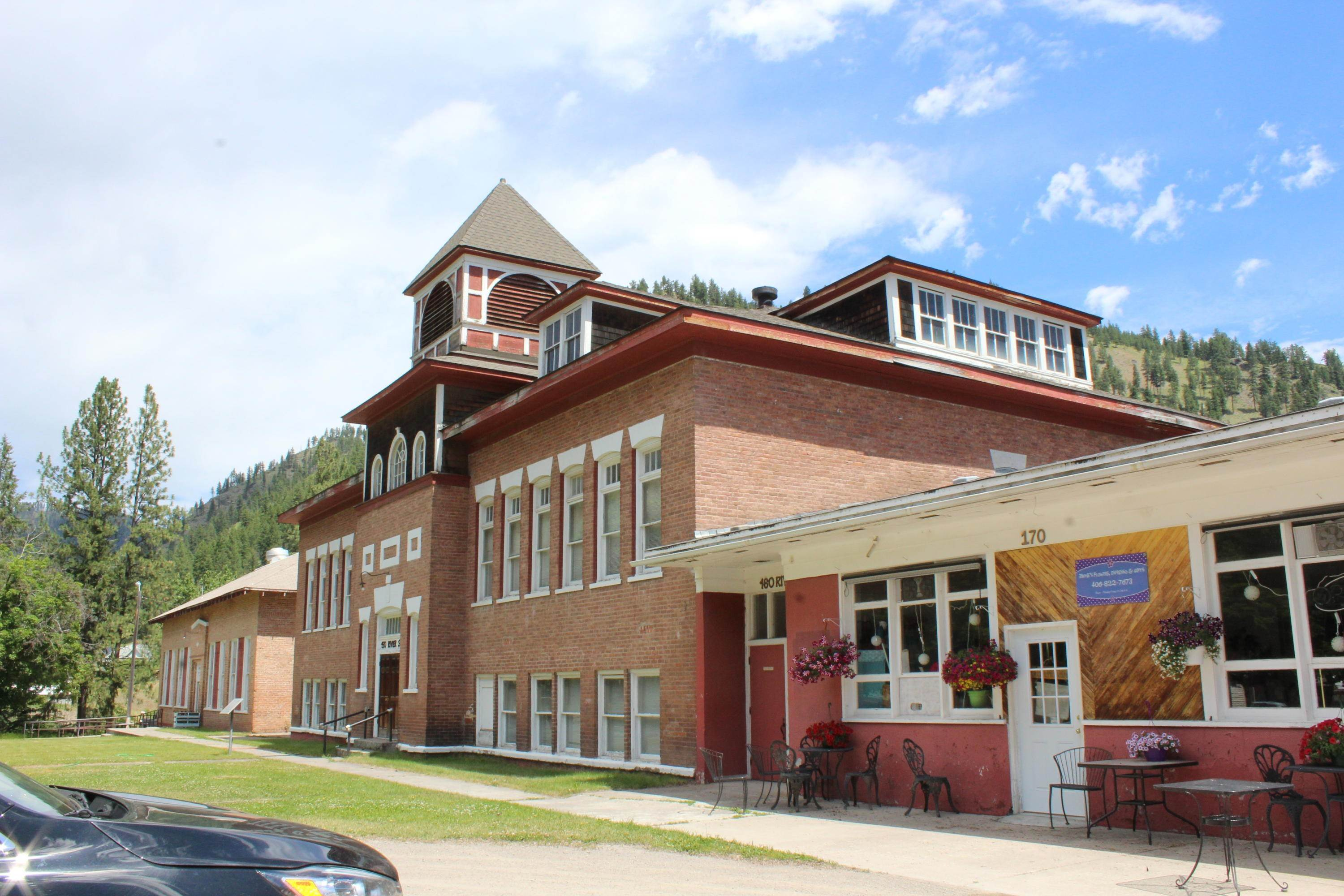 Commercial for Sale at 100 River Street Superior, Montana 59872 United States