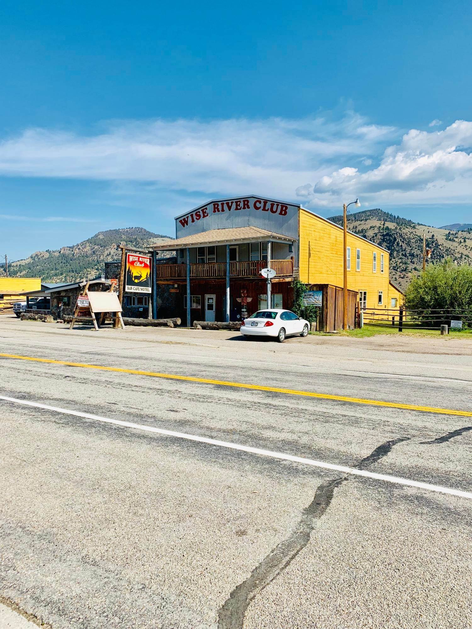 Commercial for Sale at 65013 Mt-43 Wise River, Montana 59762 United States