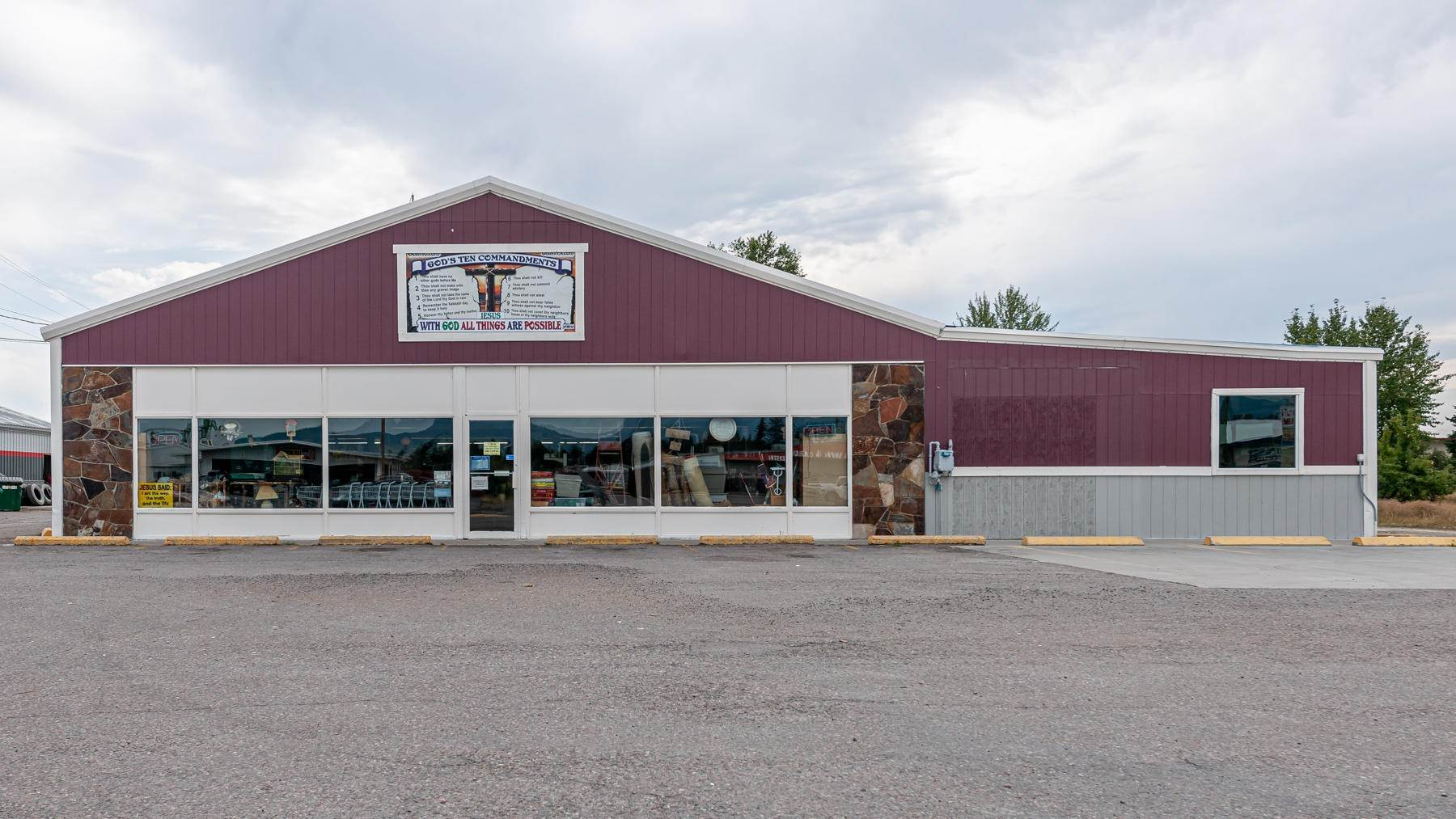 Commercial for Sale at 1750 9th Street Columbia Falls, Montana 59912 United States