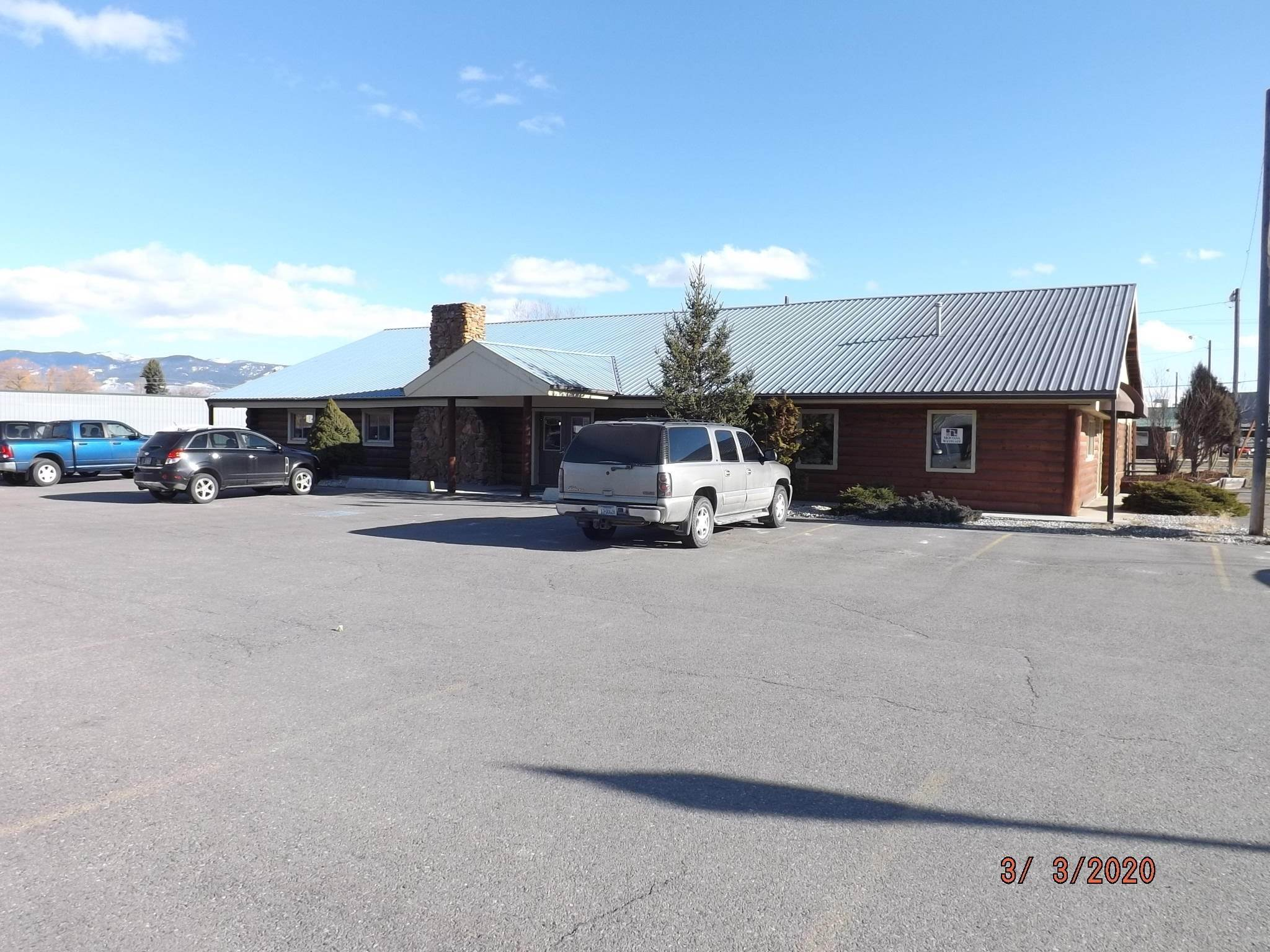 Commercial for Sale at 2134 North First Street Hamilton, Montana 59840 United States