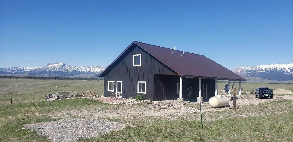 Single Family Homes for Sale at 7 Blackleaf Cutacross Rd Road Choteau, Montana 59422 United States