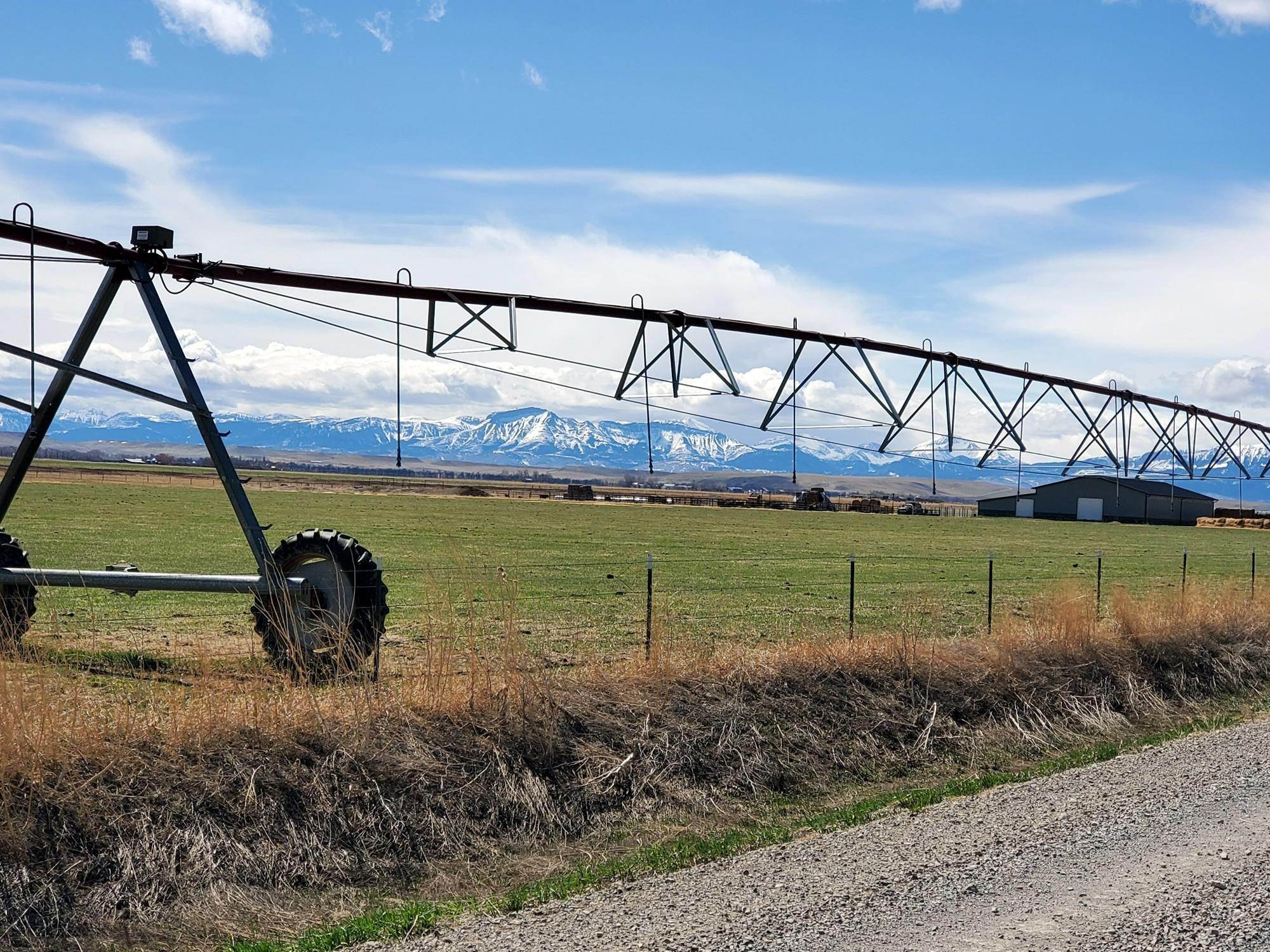 Farm / Agriculture for Sale at 2731 10th Lane Choteau, Montana 59422 United States