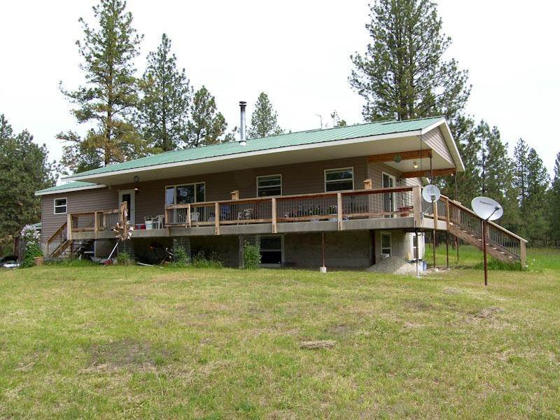 Single Family Homes for Sale at 3185 Hubbart Dam Road Marion, Montana 59925 United States