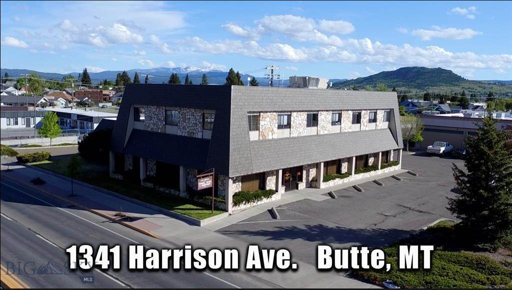 Commercial for Sale at 1341 Harrison Avenue Butte, Montana 59701 United States