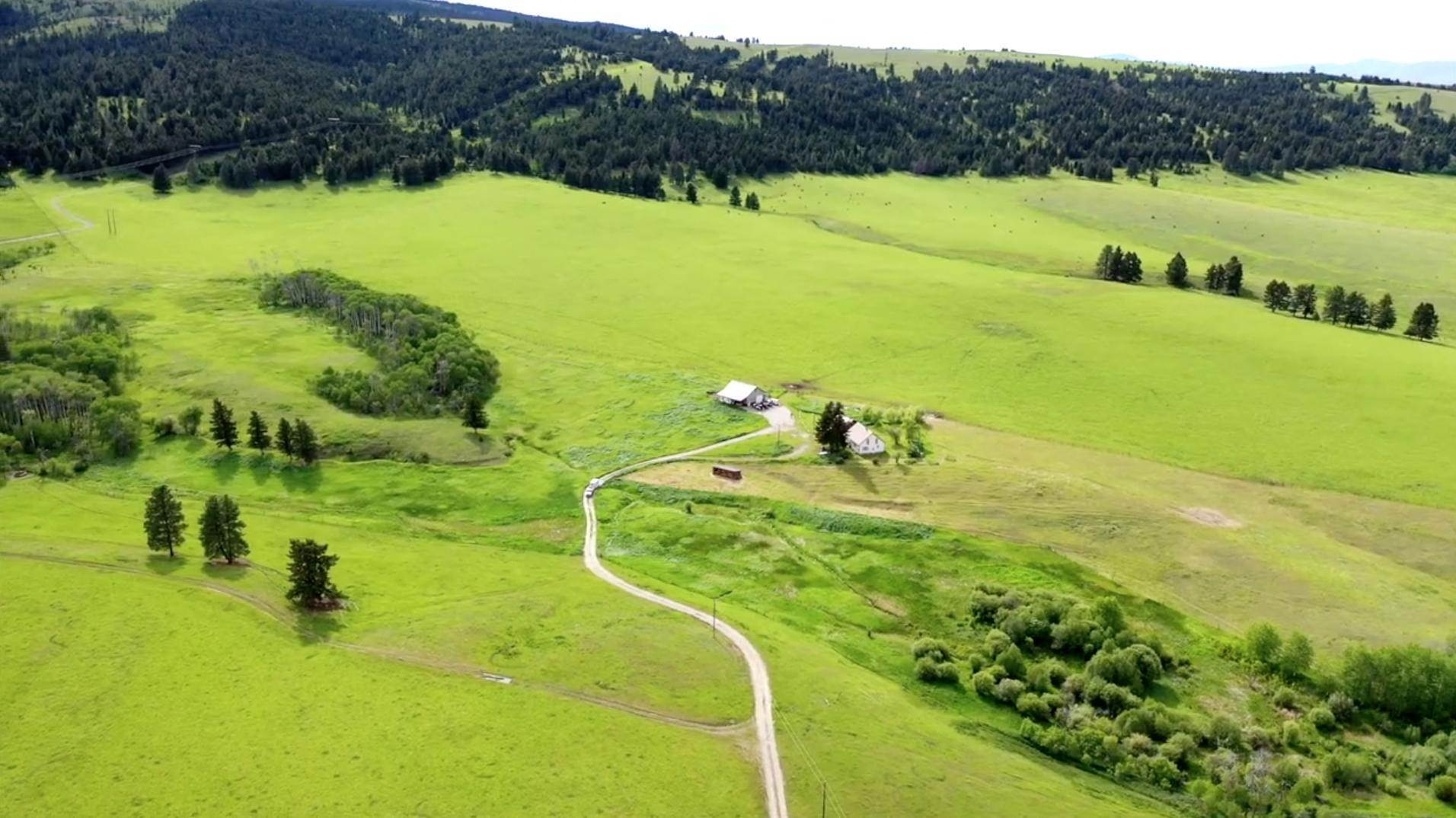 Land for Sale at 2261 South Mullan Trail Road Gold Creek, Montana 59733 United States