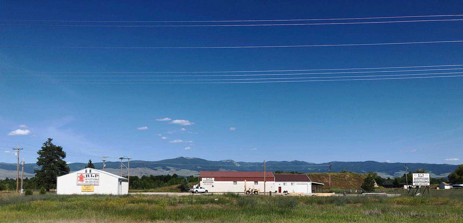 Commercial for Sale at 77 Ol Fogie Trail Victor, Montana 59875 United States