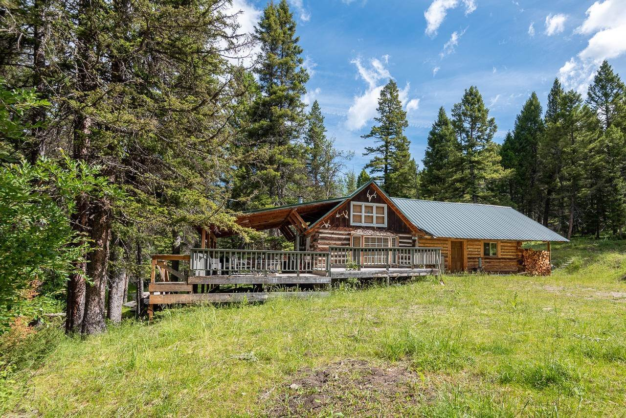 2. Land for Sale at Tract 1 Snow Shoe Creek Road Avon, Montana 59713 United States