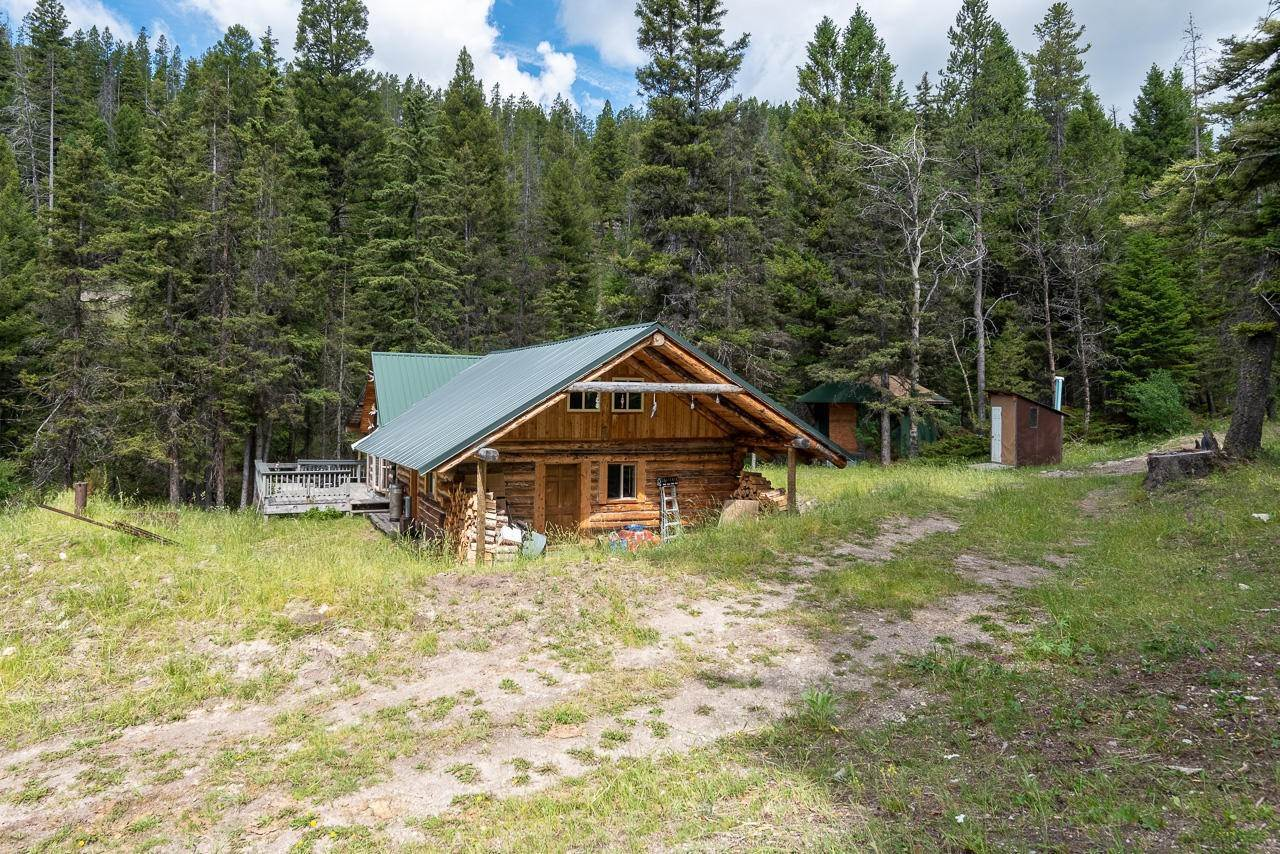 4. Land for Sale at Tract 1 Snow Shoe Creek Road Avon, Montana 59713 United States