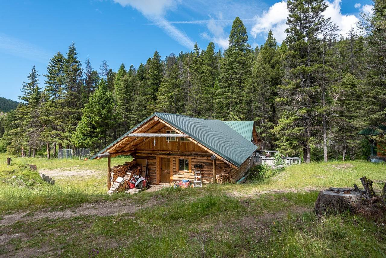 5. Land for Sale at Tract 1 Snow Shoe Creek Road Avon, Montana 59713 United States