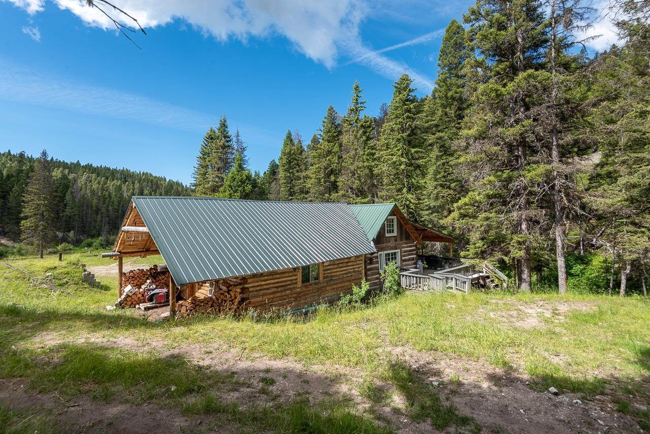 6. Land for Sale at Tract 1 Snow Shoe Creek Road Avon, Montana 59713 United States