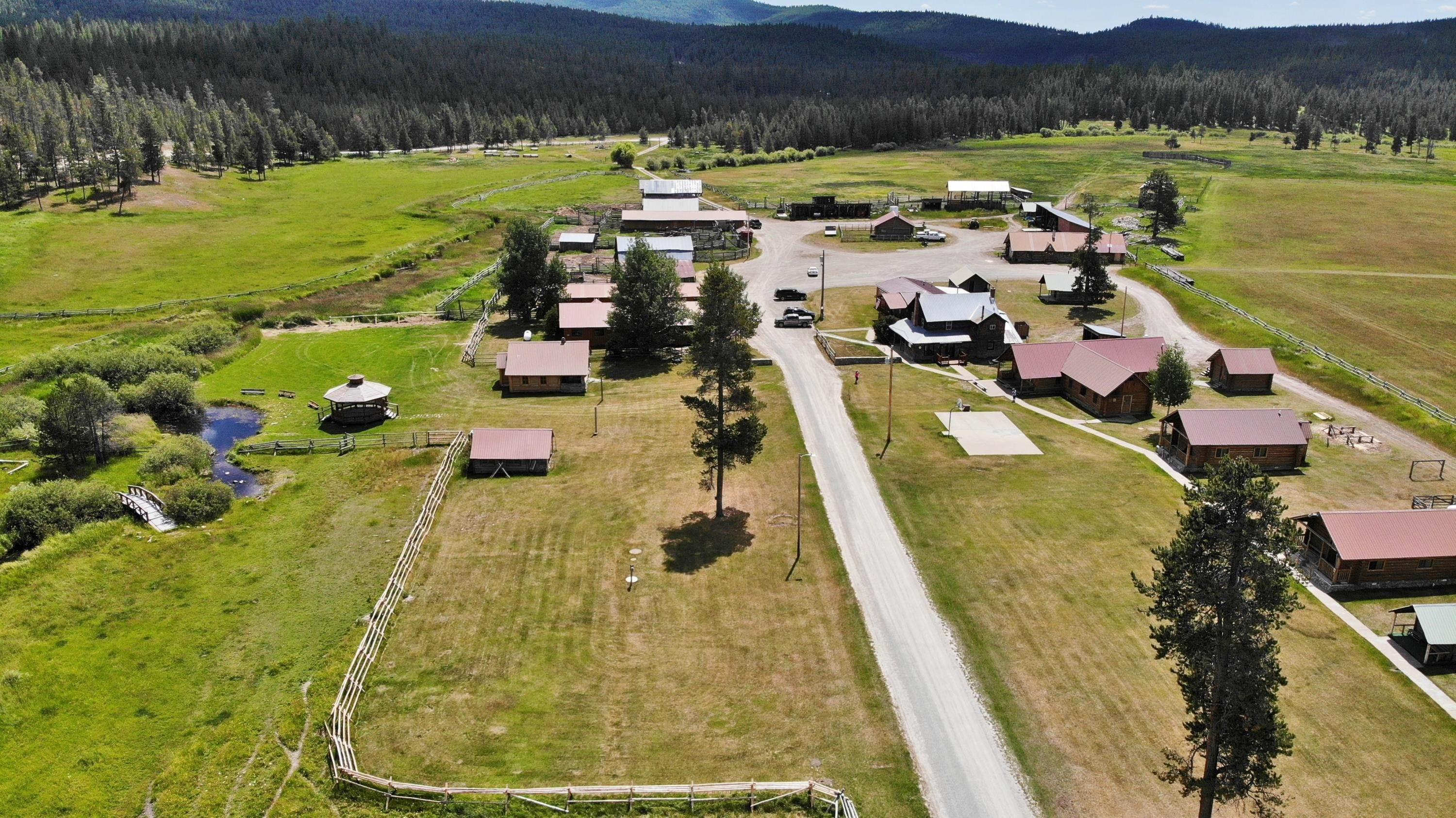 Commercial for Sale at 200 Hubbart Dam Road Marion, Montana 59925 United States