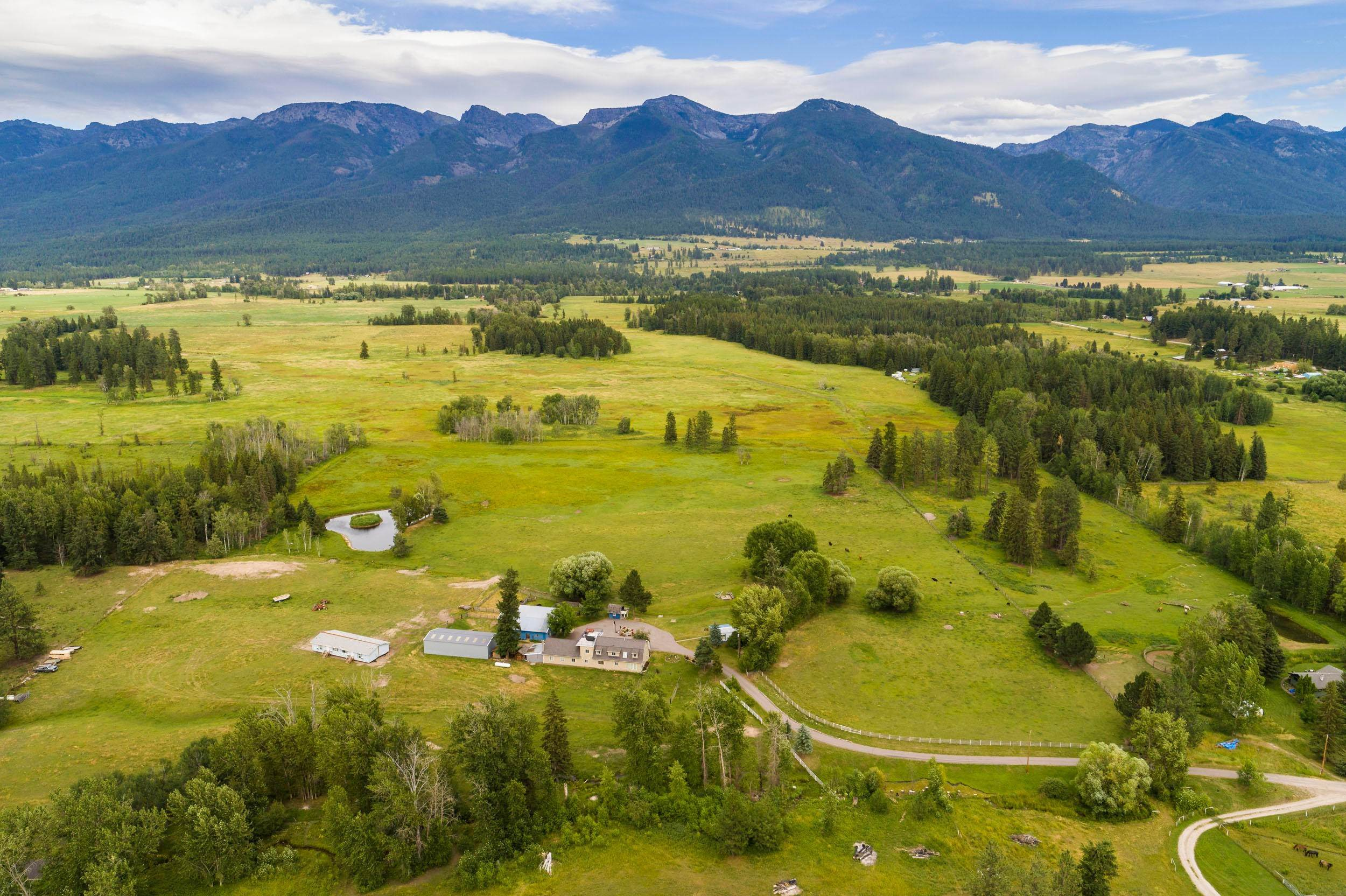 Single Family Homes for Sale at 41724 Trails End Lane Ronan, Montana 59864 United States
