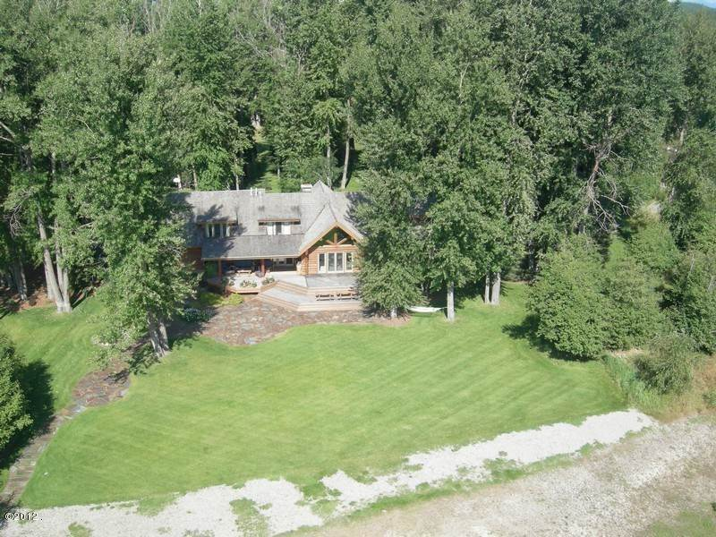 5. Single Family Homes for Sale at 405 Delrey Road Whitefish, Montana 59937 United States