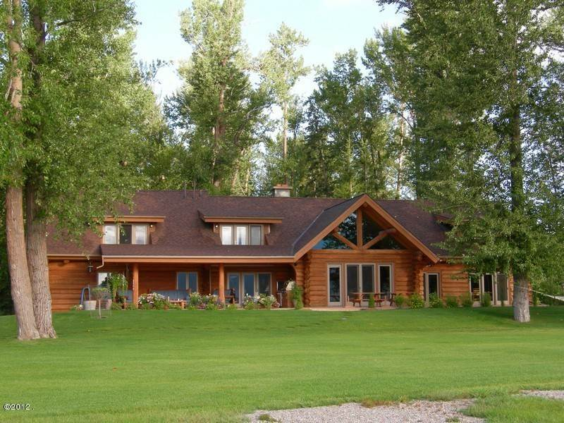 18. Single Family Homes for Sale at 405 Delrey Road Whitefish, Montana 59937 United States
