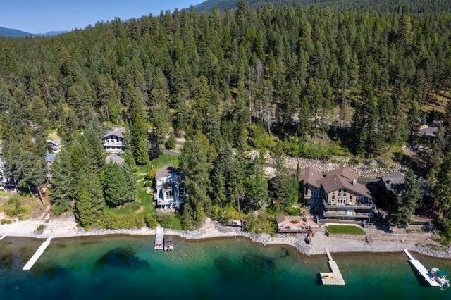 Land for Sale at 3644 East Lakeshore Drive Whitefish, Montana 59937 United States