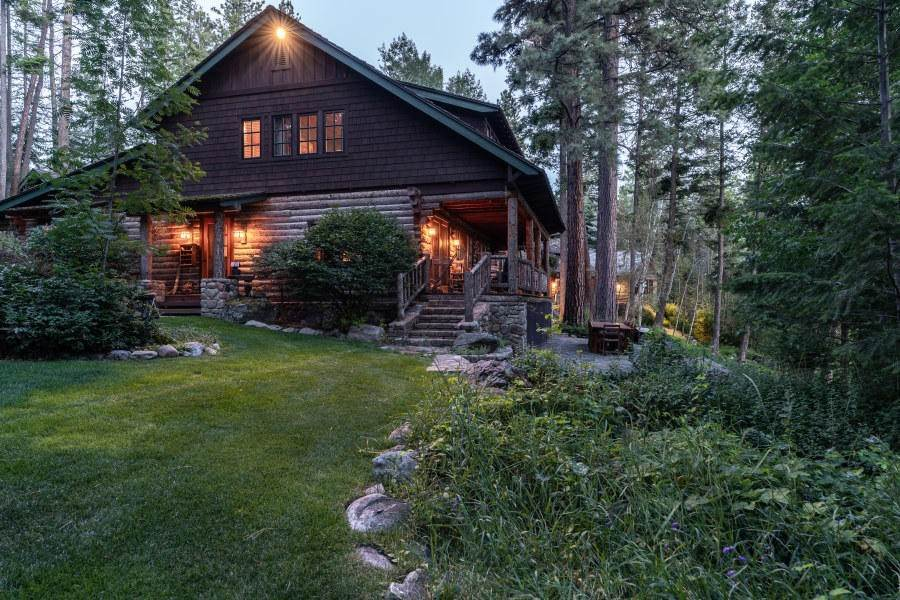 9. Single Family Homes for Sale at 13817 Sylvan Drive Bigfork, Montana 59911 United States