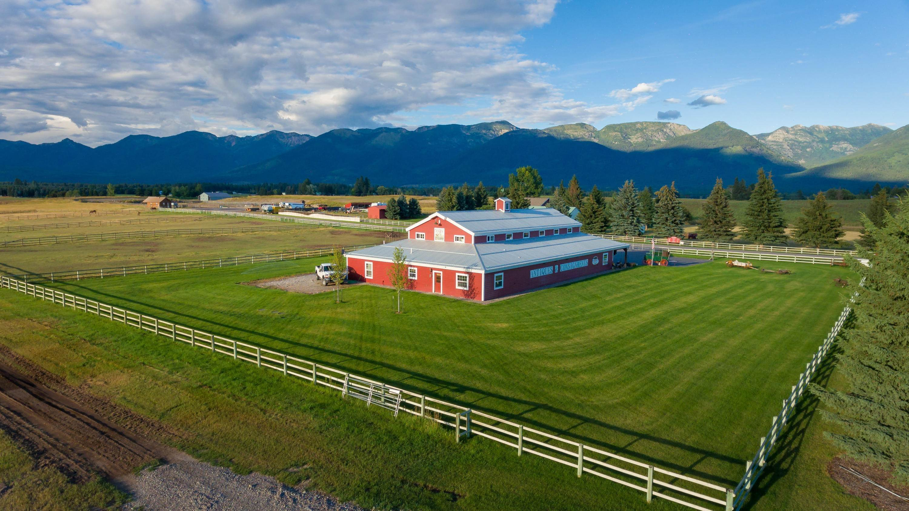 Commercial for Sale at 100 Hill Road Bigfork, Montana 59911 United States