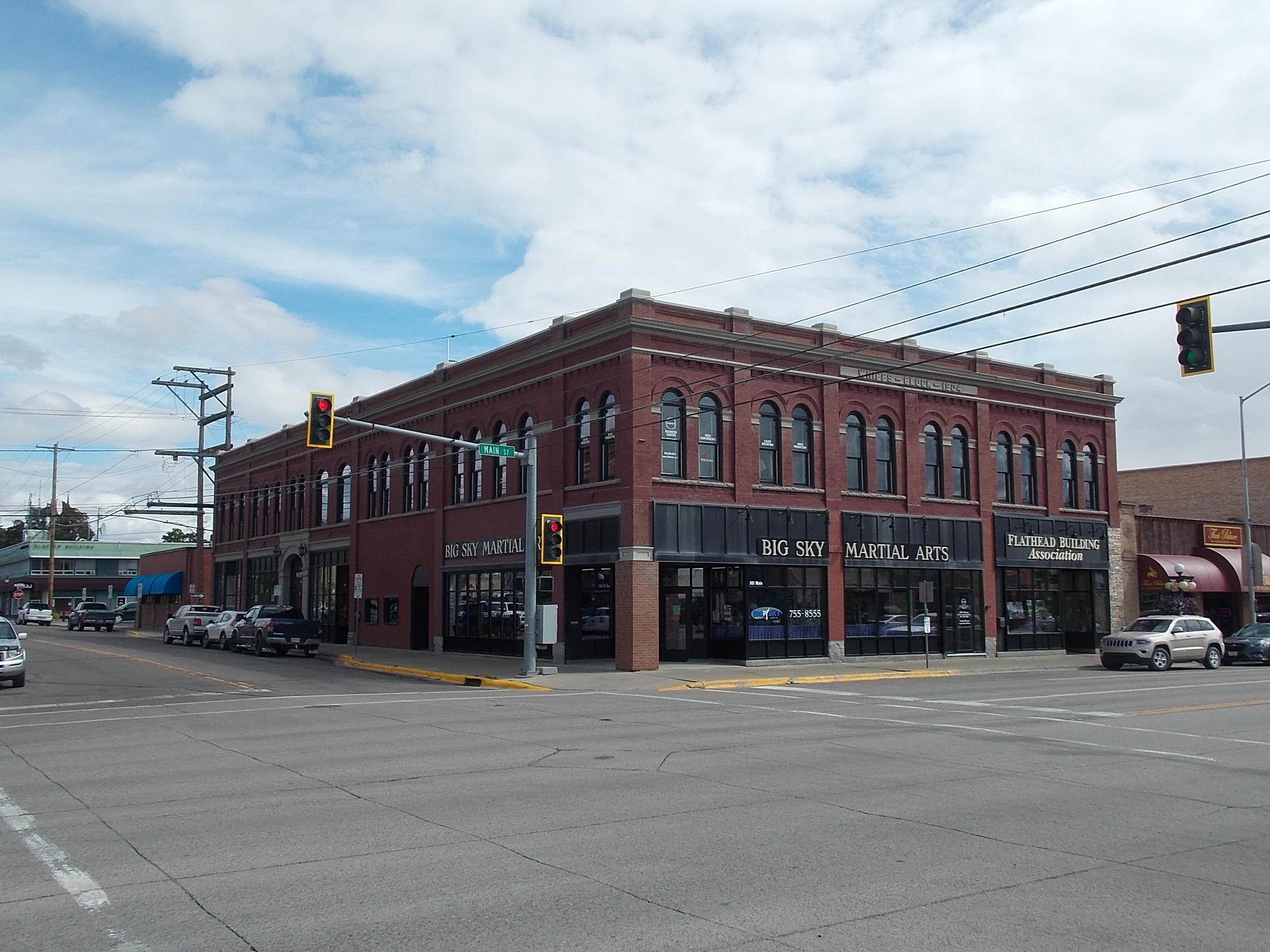 Commercial for Sale at 301 South Main Street Kalispell, Montana 59901 United States