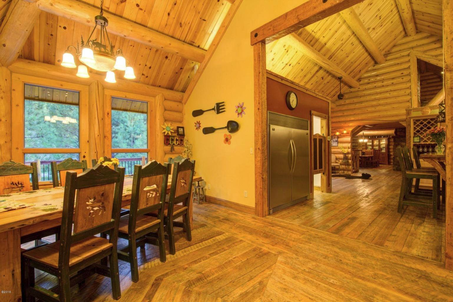 12. Single Family Homes for Sale at 18465 Highway 200 East Bonner, Montana 59823 United States