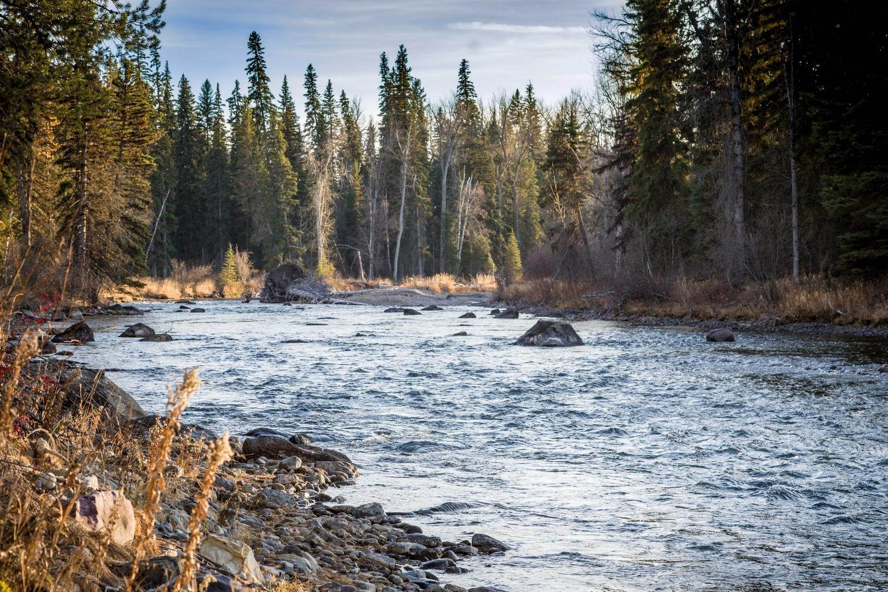 Land for Sale at Fatty Creek Swan Lake, Montana 59911 United States