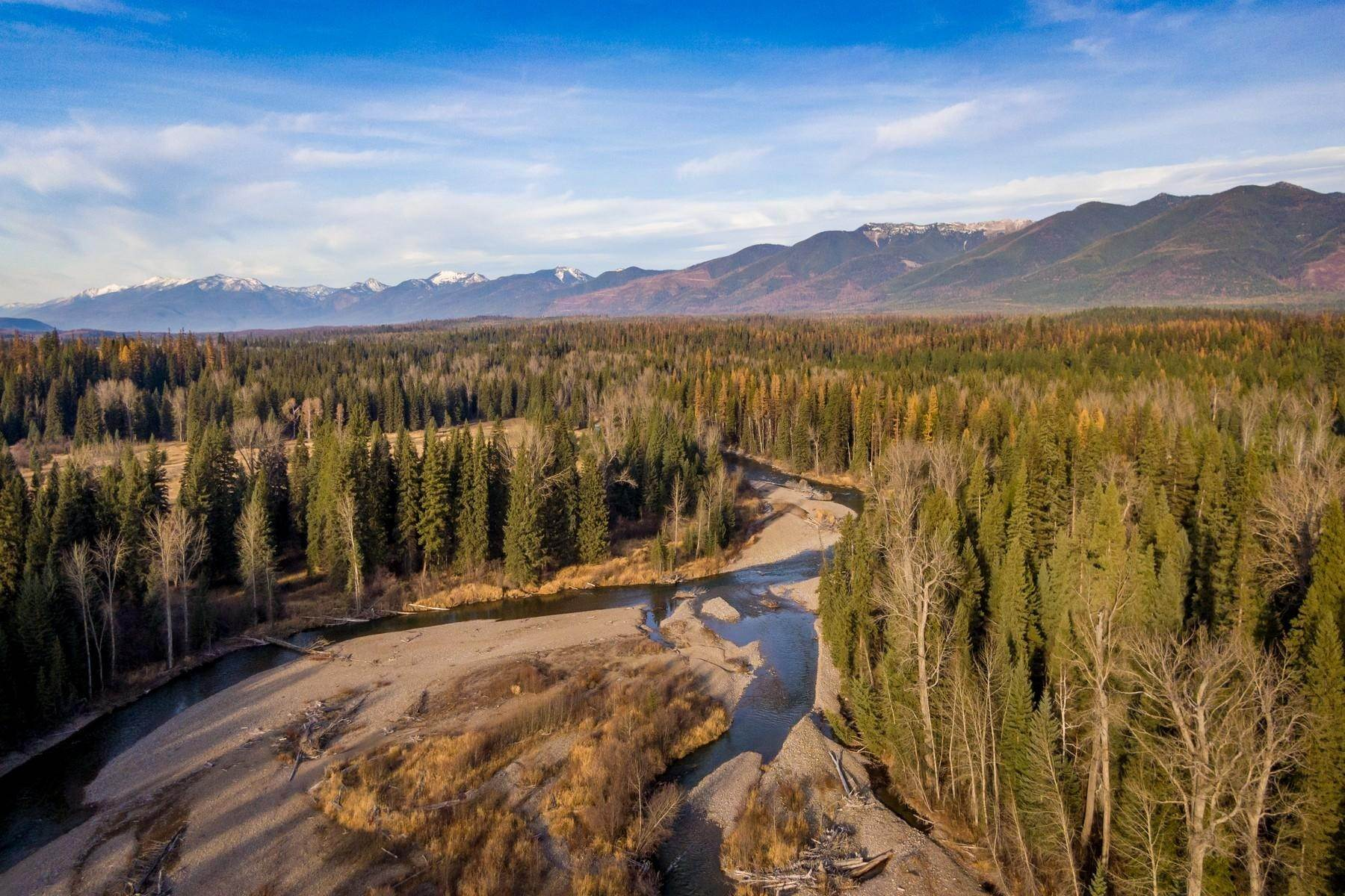 4. Land for Sale at Fatty Creek Swan Lake, Montana 59911 United States