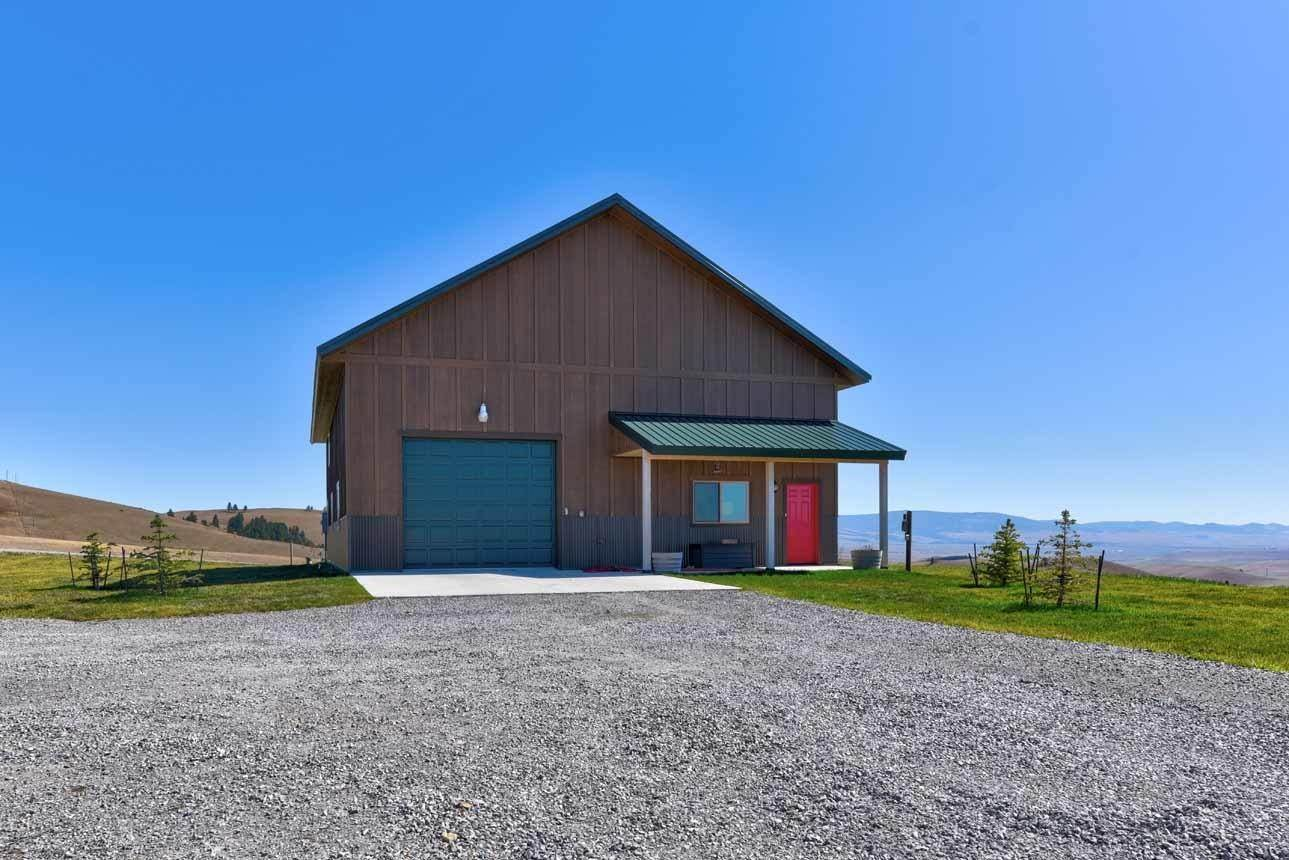 Single Family Homes for Sale at 330 Trails End Drive Garrison, Montana 59731 United States