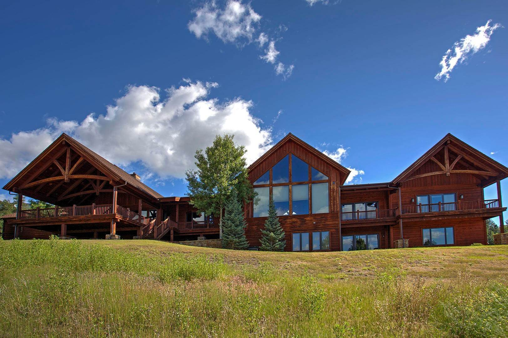 11. Single Family Homes for Sale at 848 Sweathouse Creek Road Victor, Montana 59875 United States