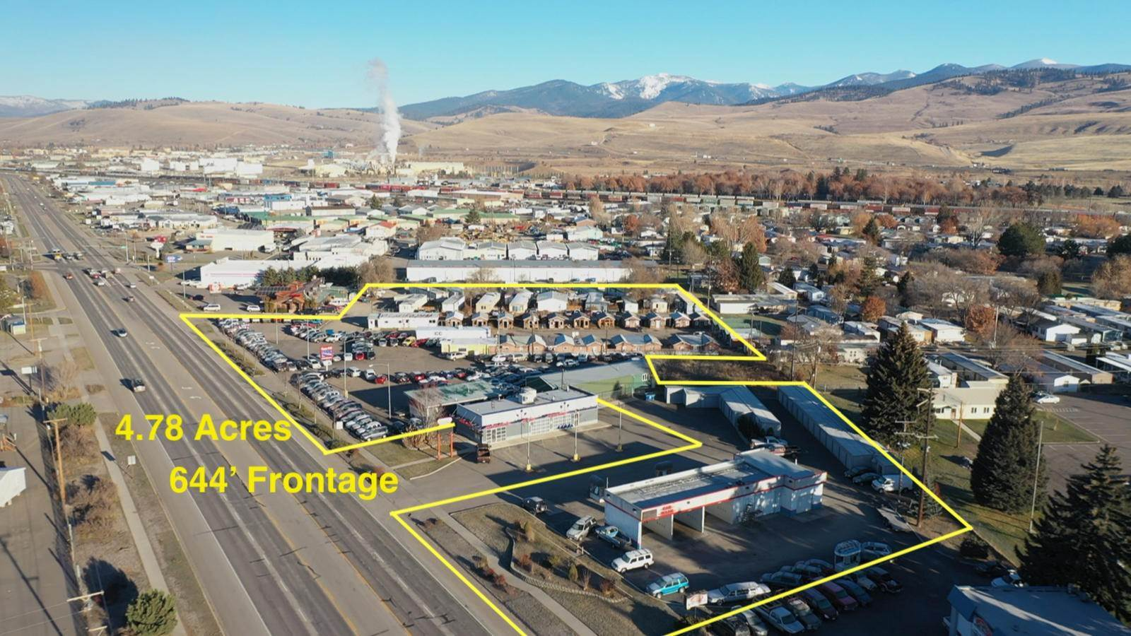 Property for Sale at 2188 West Broadway Street Missoula, Montana 59808 United States