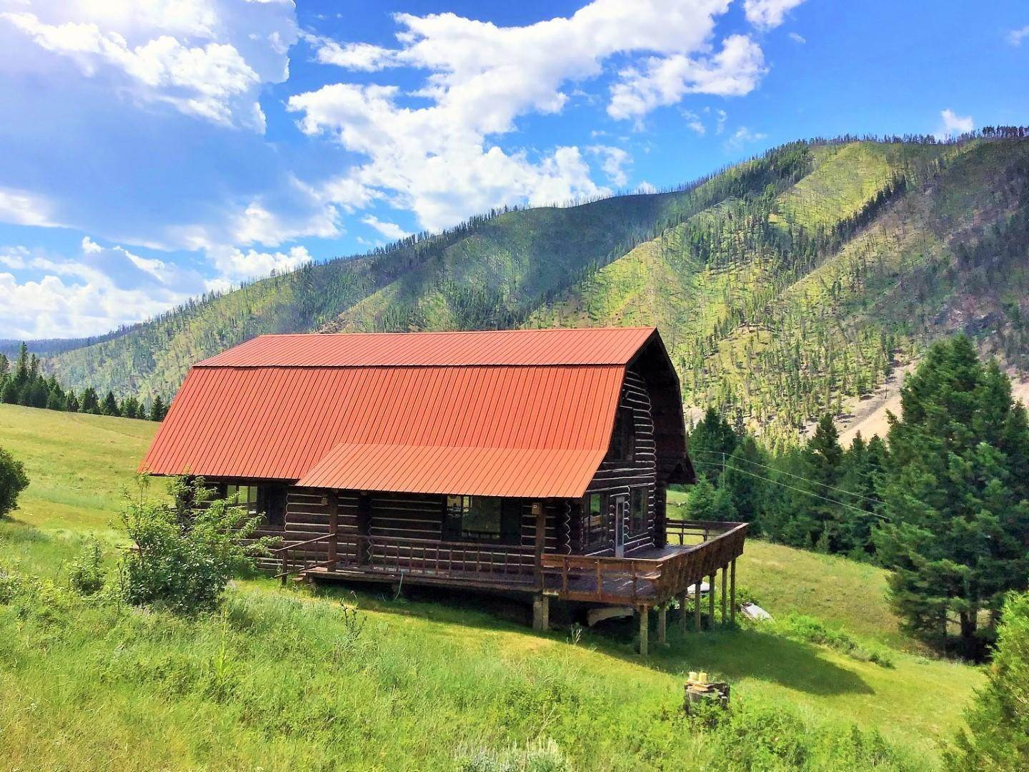 2. Single Family Homes for Sale at 1622 Upper Rock Creek Road Philipsburg, Montana 59858 United States