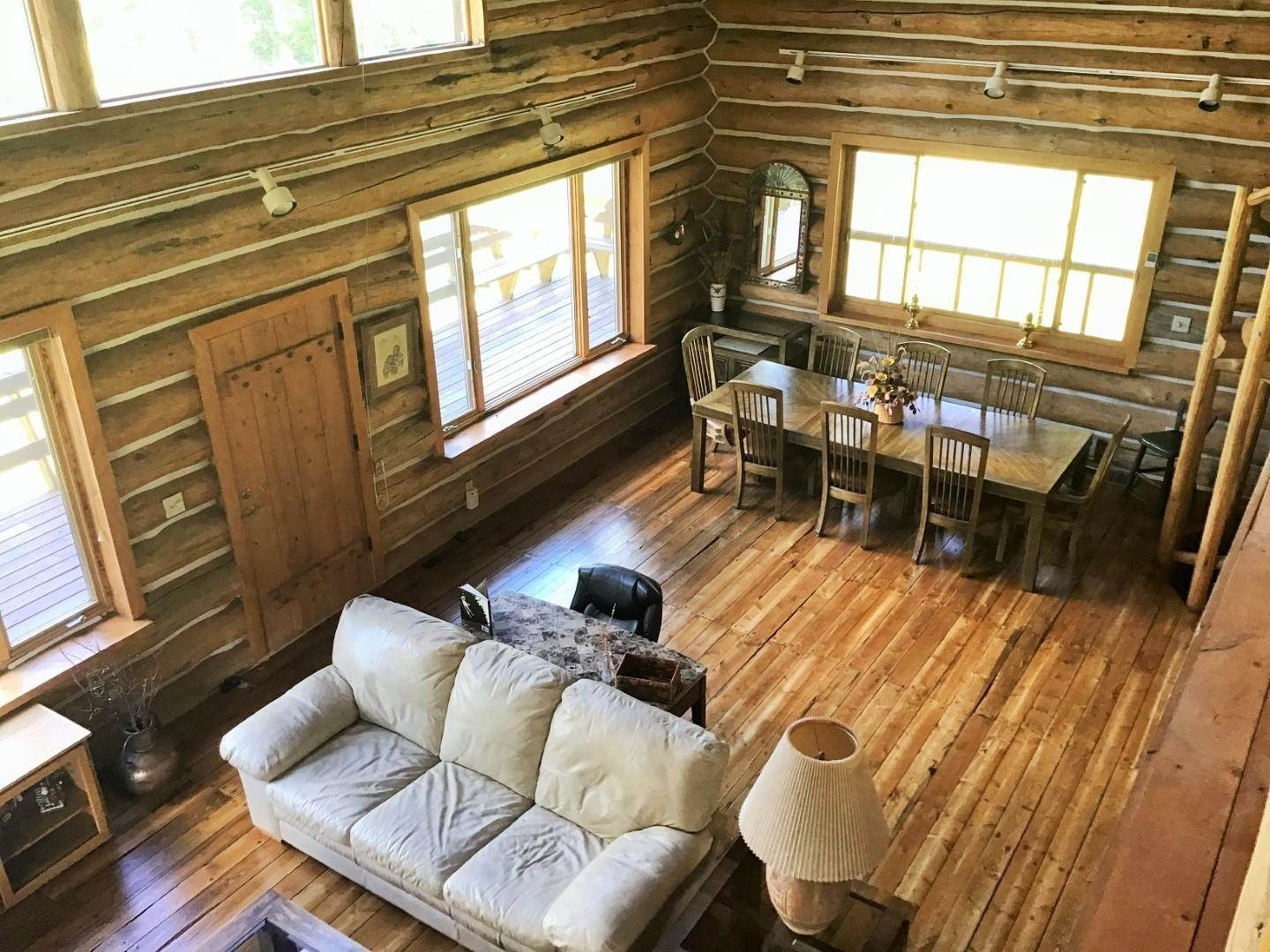 20. Single Family Homes for Sale at 1622 Upper Rock Creek Road Philipsburg, Montana 59858 United States