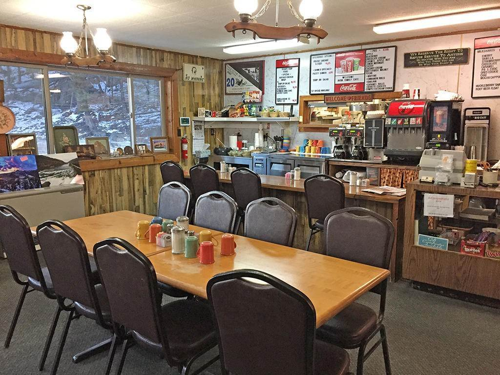 Business Opportunity for Sale at 13436 Us-12 Avon Cafe W/ Home Avon, Montana 59713 United States