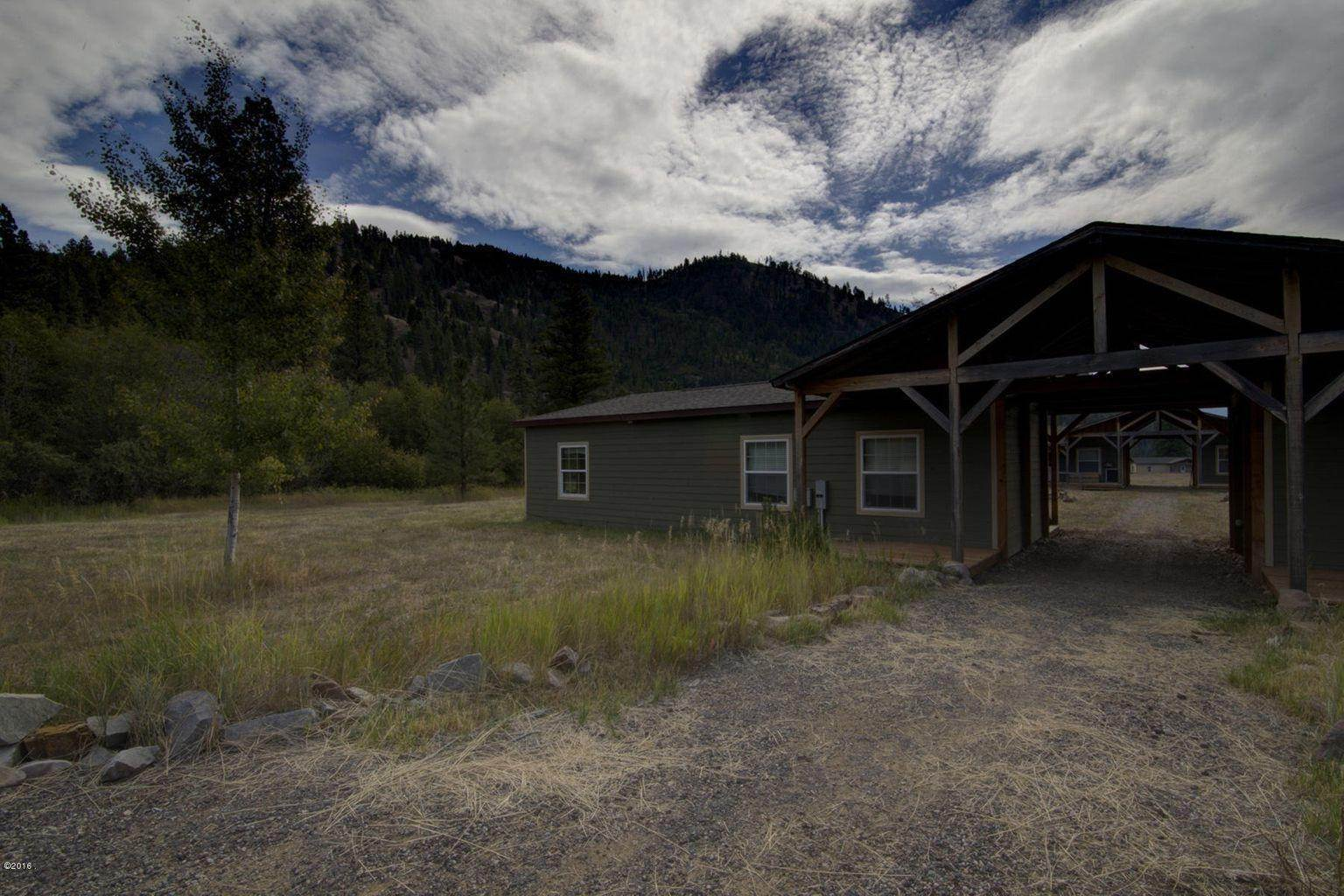 12. Single Family Homes for Sale at 12500 Cramer Creek Road Clinton, Montana 59825 United States