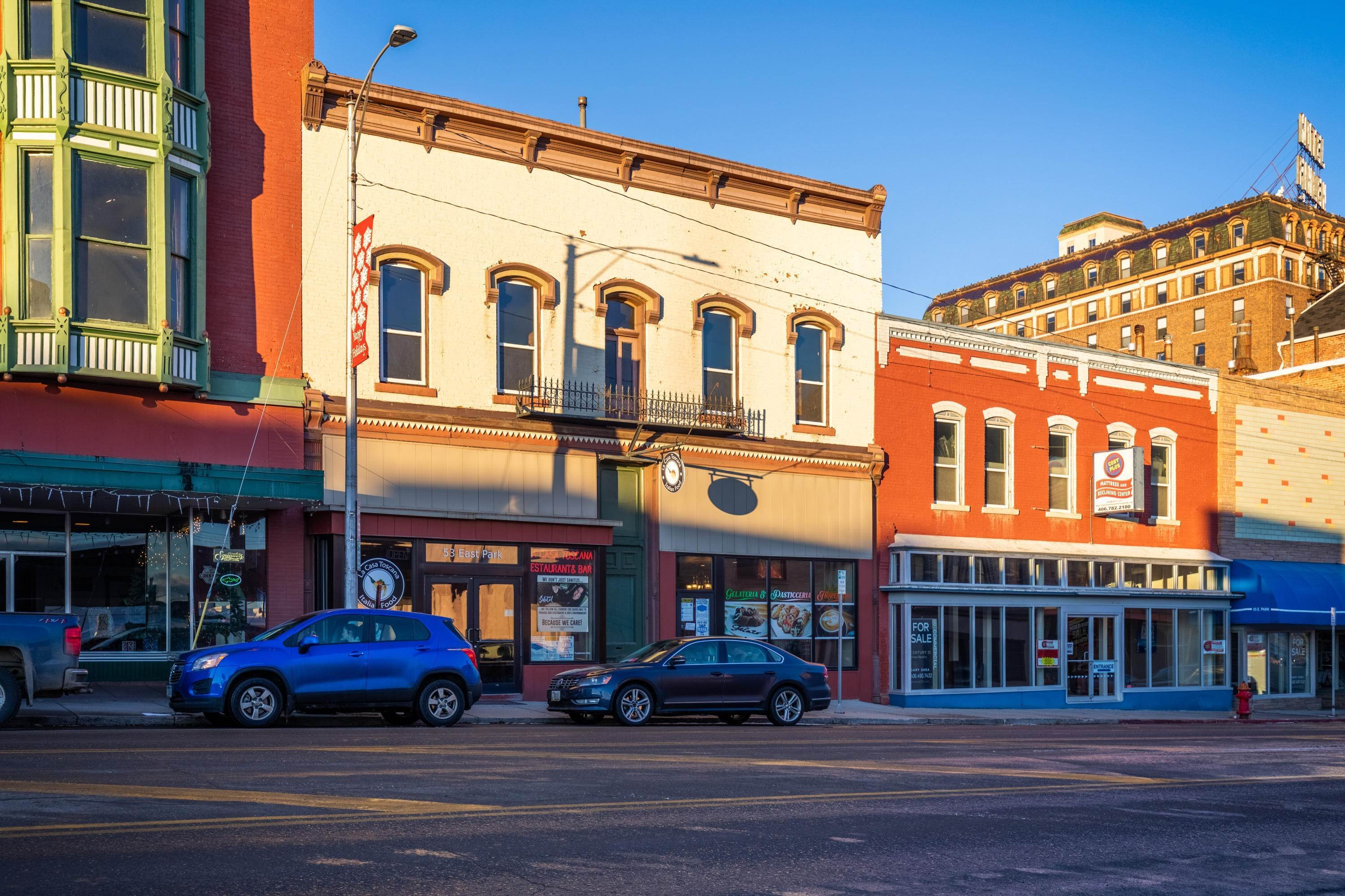 Commercial for Sale at 53 East Park Street Butte, Montana 59701 United States