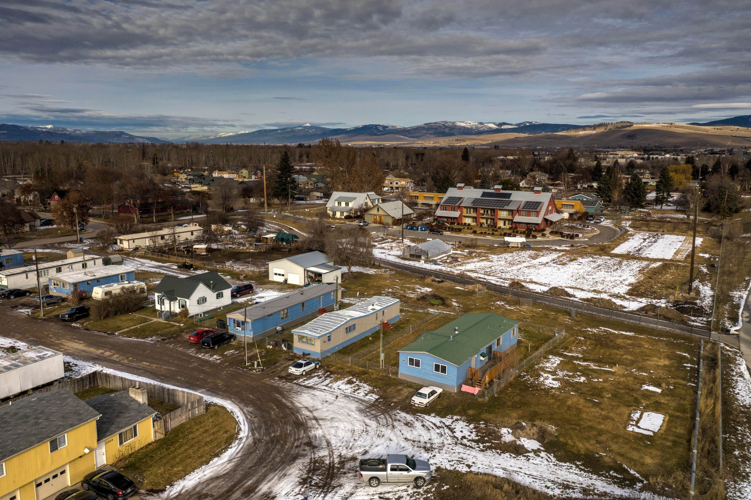 Multi-Family Homes for Sale at Multiple Larkin Wood Drive Missoula, Montana 59808 United States