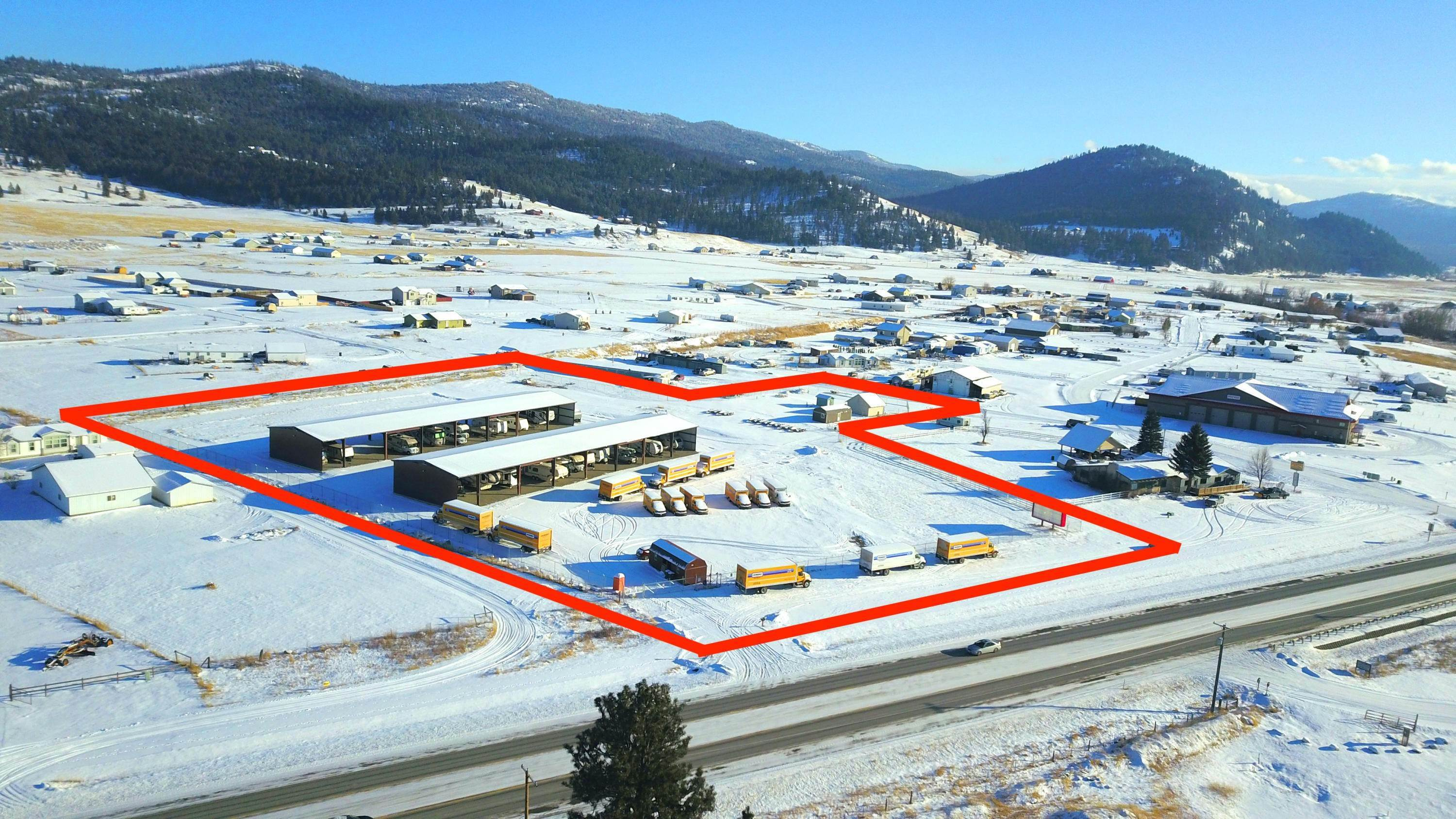 Commercial for Sale at 3454 U.S. Hwy 2 West Kalispell, Montana 59901 United States