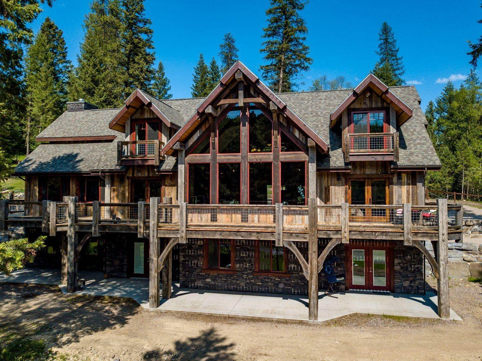 Single Family Homes for Sale at 2870 Us Hwy 93 West Whitefish, Montana 59937 United States