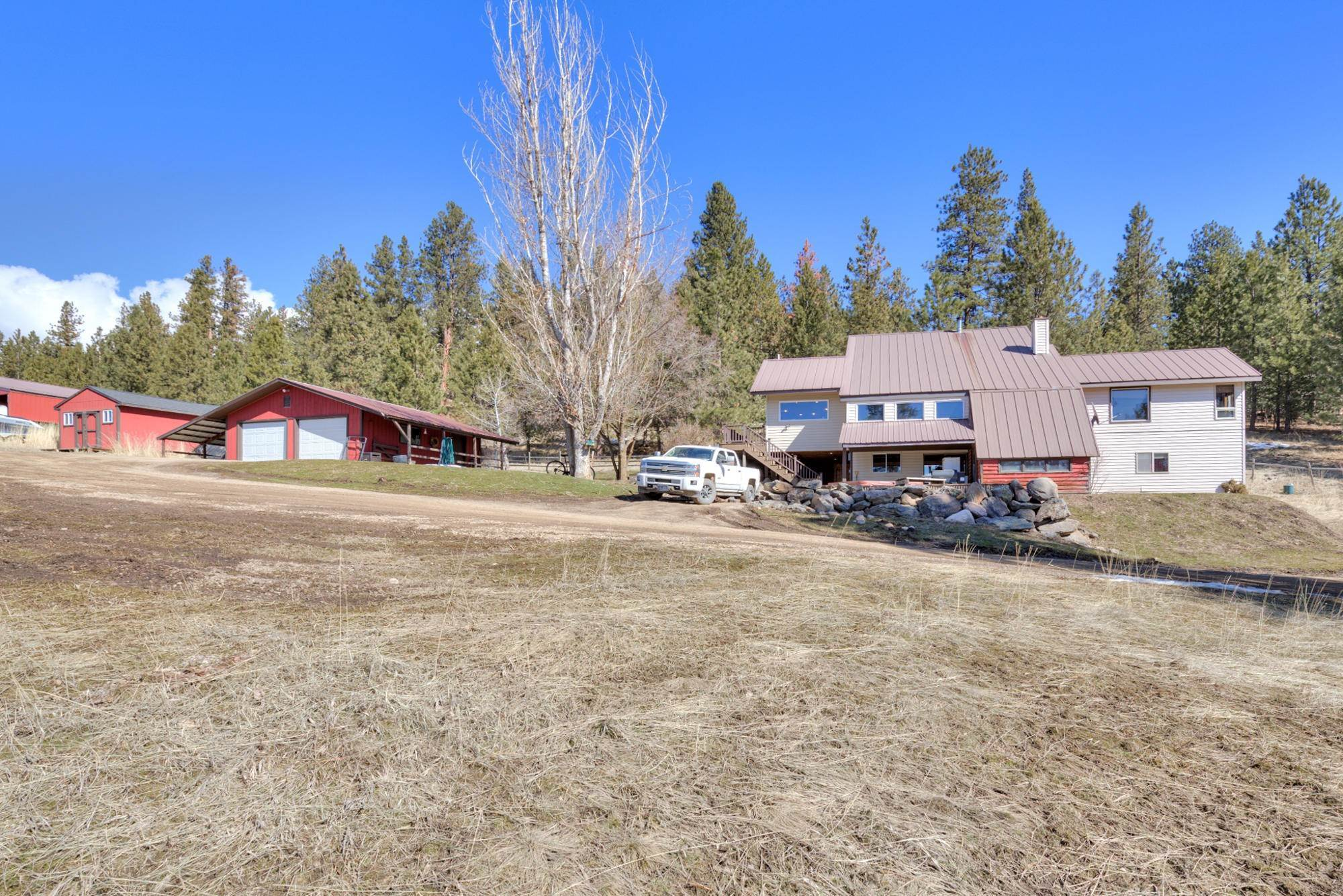 Single Family Homes for Sale at 20704 Broken Pine Lane Frenchtown, Montana 59834 United States