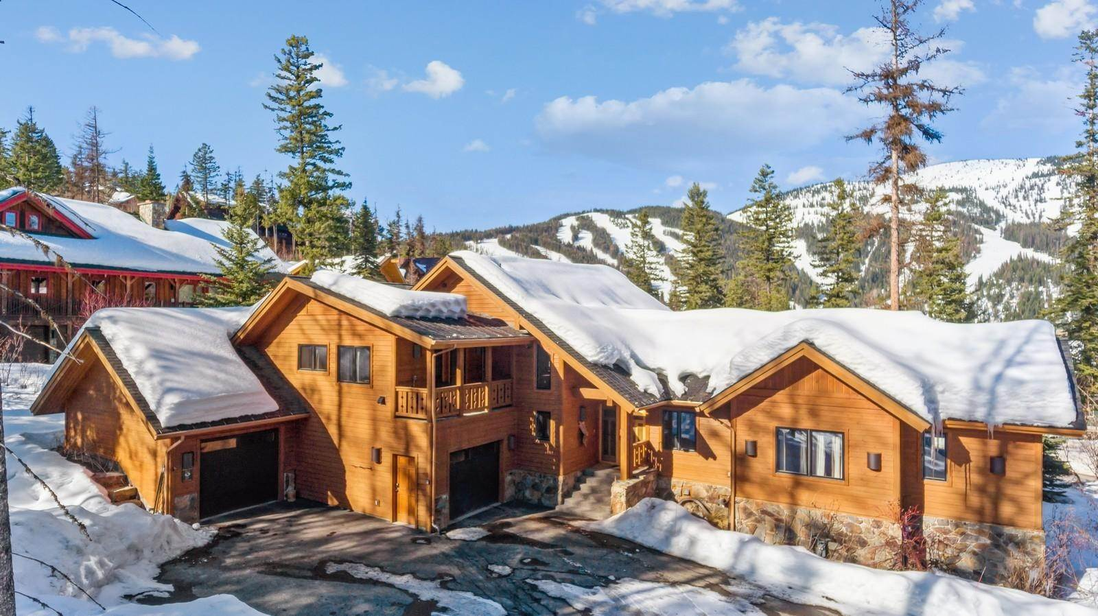 Single Family Homes for Sale at 137 Ridge Run Drive Whitefish, Montana 59937 United States