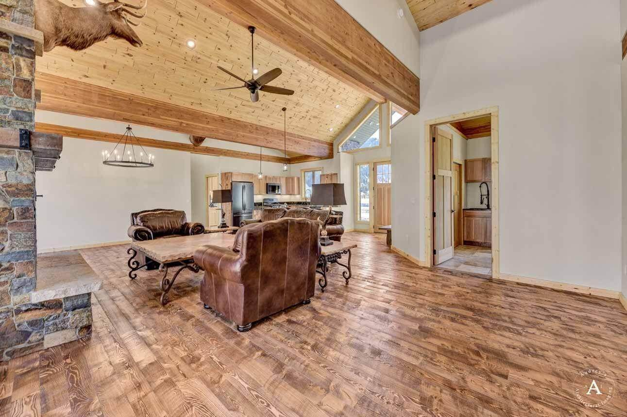 8. Single Family Homes for Sale at 41 Meadow Lane Cascade, Montana 59421 United States