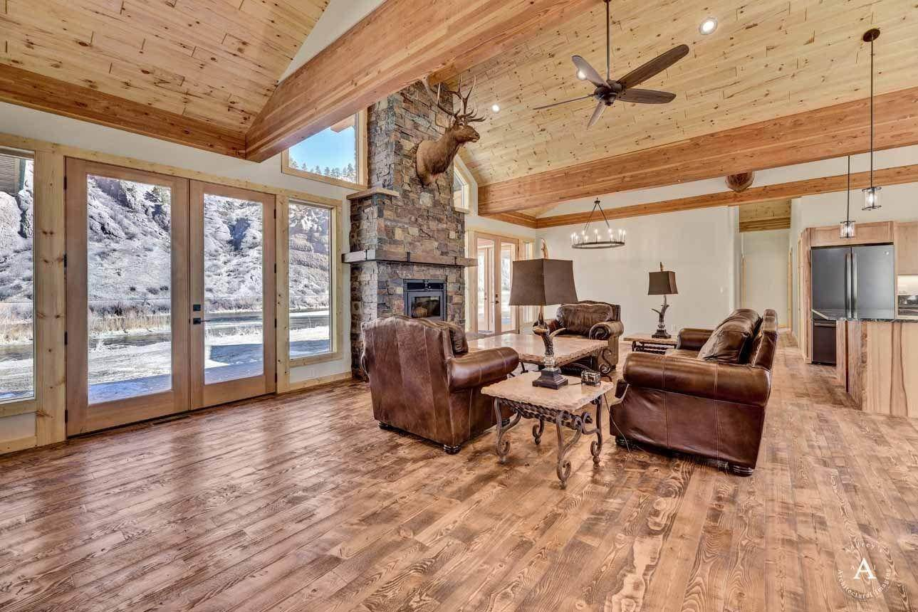 7. Single Family Homes for Sale at 41 Meadow Lane Cascade, Montana 59421 United States