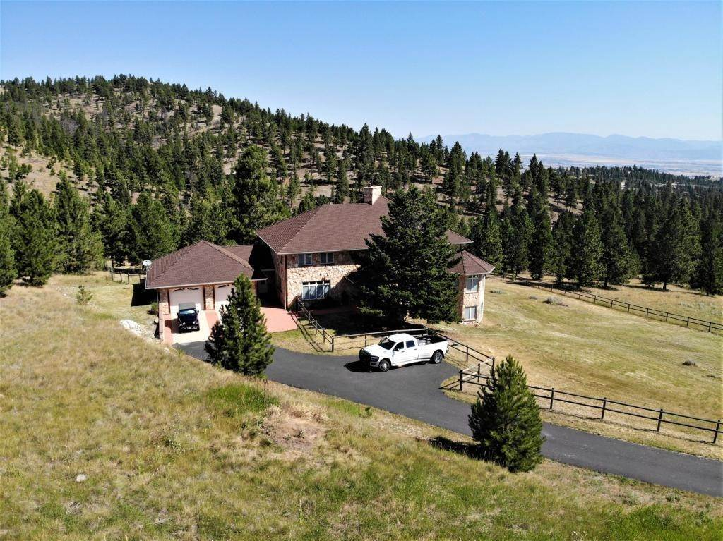 Single Family Homes for Sale at 40 Martinez Gulch Clancy, Montana 59634 United States