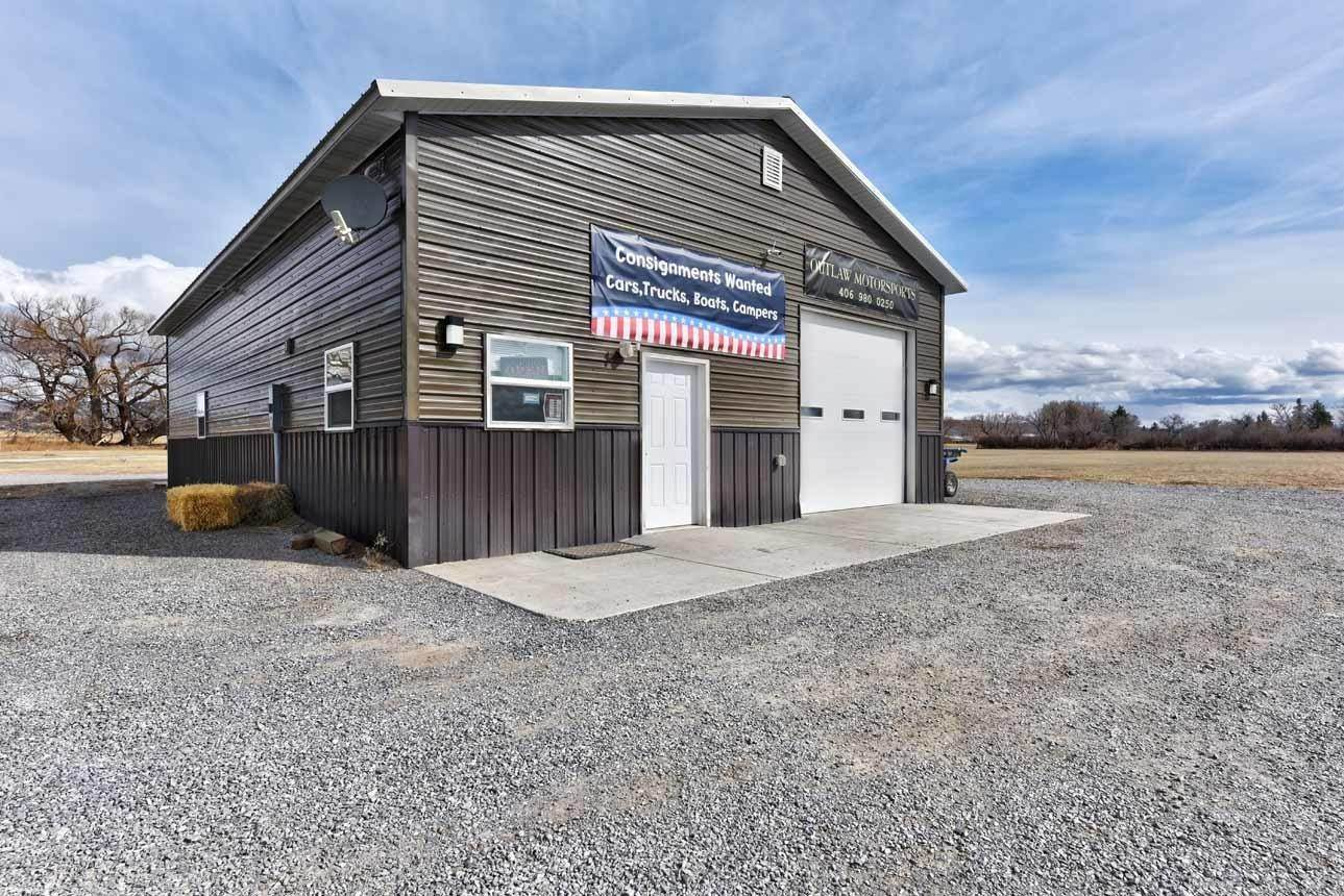 Commercial for Sale at 8519 Us-287 Townsend, Montana 59644 United States
