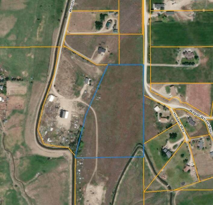 Land for Sale at Hamilton Heights Road Corvallis, Montana 59828 United States