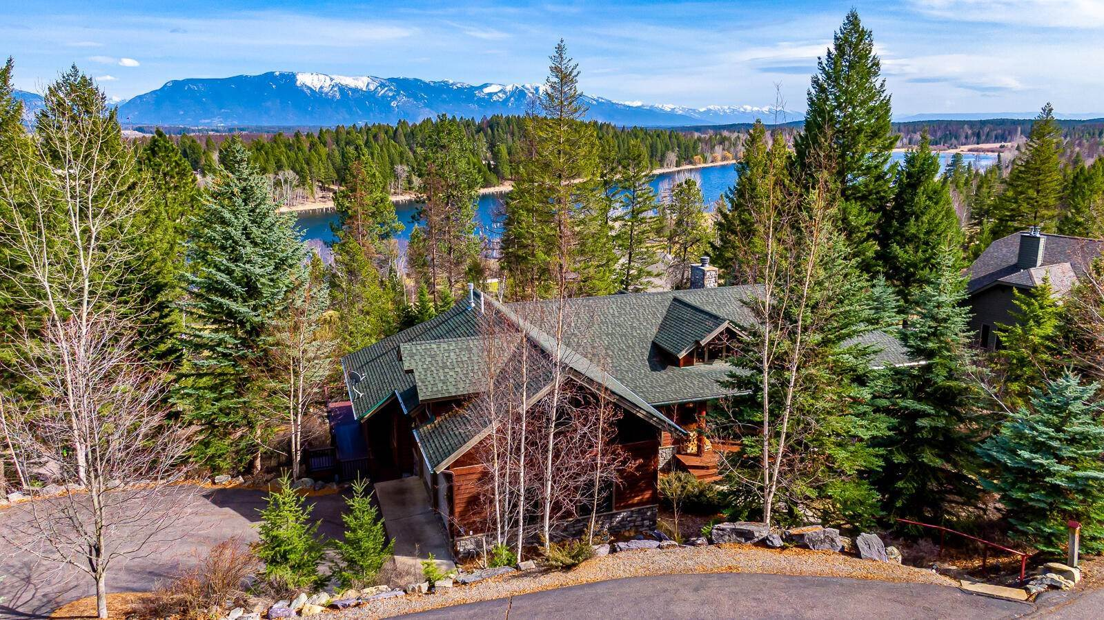 Single Family Homes for Sale at 103 Mountainside Drive Whitefish, Montana 59937 United States