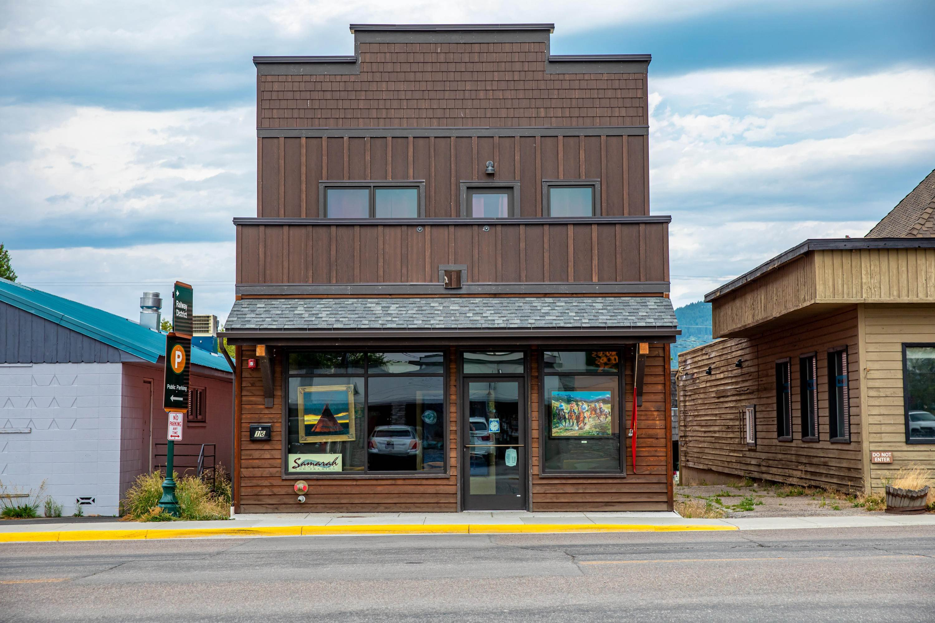 Commercial for Sale at 16 Baker Avenue Whitefish, Montana 59937 United States