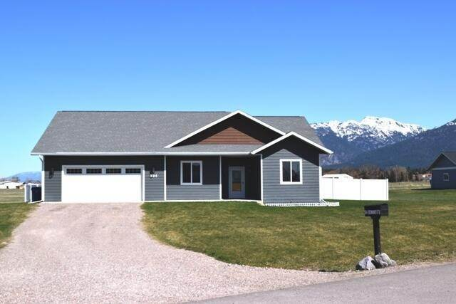 Single Family Homes for Sale at 584 Eisenhower Street Ronan, Montana 59864 United States